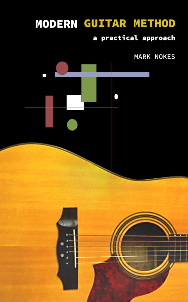 Modern Guitar Method Front Cover