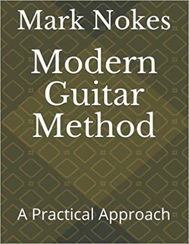 Modern Guitar Method Book Cover